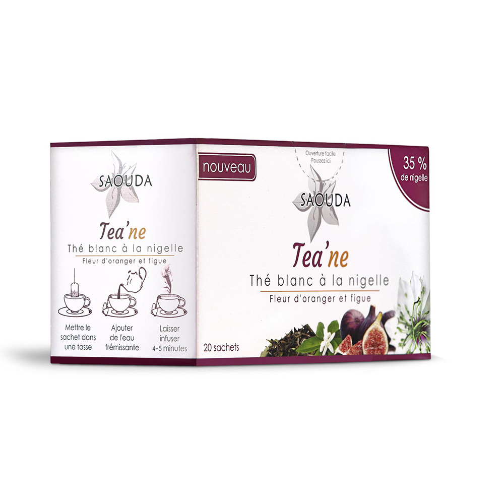 boite thé blanc nigelle