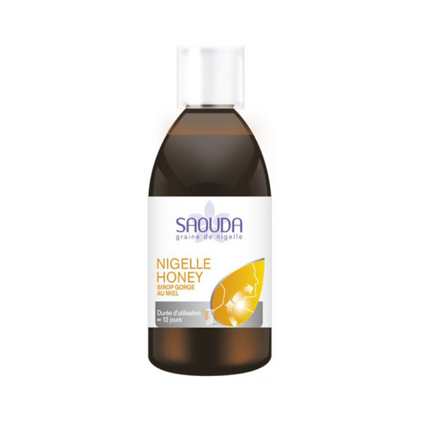 sirop miel Nigelle Honey
