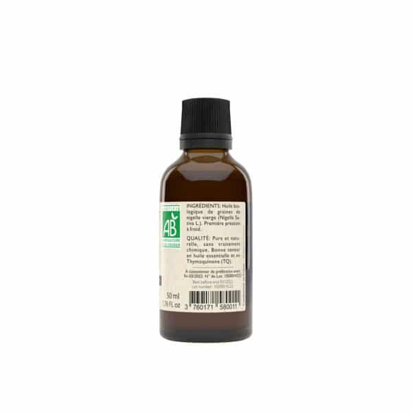 huile de nigelle misria