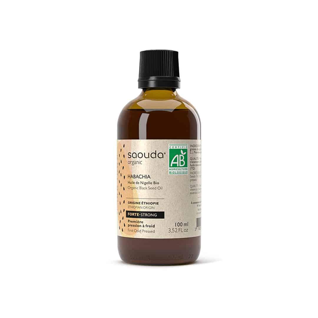 huile de nigelle bio Habachia